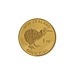 1 oz Gold Kiwi